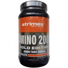 Аминокислоты Strimex Amino 2000 Gold Edition 600таб